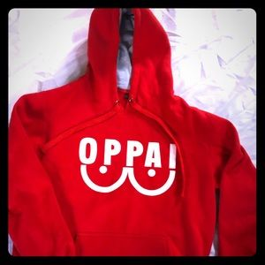 Other - One punch man hoodie